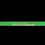 "Пленка клейкая для книг ZiBi Kids Line ""Bloom"" неон зеленый 33 см х 1.2 м (ZB.4789-04)"