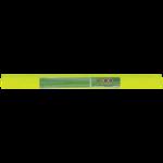 """Пленка клейкая для книг ZiBi Kids Line """"Bloom"""" неон желтый 33 см х 1.2 м (ZB.4789-08)"""