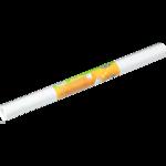 Пленка самоклеющаяся для книг ZiBi, 33х150 см, рулон, прозрачный (ZB.4790-00)
