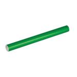 Пленка самоклеющаяся для книг ZiBi, 33х150 см, рулон, зеленый (ZB.4790-04)