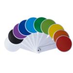 Набор цветов и геометрических фигур (веер) ZiBi (ZB.4904)