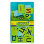 Набор ученический ZiBi Учимся читать, украинский алфавит (ZB.4921)