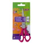 Ножницы детские для левши ZiBi, 142 мм, розовый (ZB.5002-10)