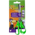 Ножницы детские ZiBi, 152 мм, пластиковые ручки, салатовый (ZB.5014-15)