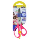 Ножницы детские ZiBi с пружиной, 138 мм, розовый (ZB.5017-10)