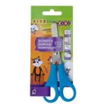 Ножницы детские Zibi Kids Line 132мм, для левши, синий (ZB.5018-02)