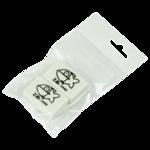 Ластик ZiBi Smart Line 2 шт (ZB.5440-2)