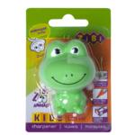 Точилка ZiBi Kids Line Лягушка, с контейнером, 1 отв. в блист., зеленый (ZB.5520-5)