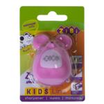 Точилка ZiBi Kids Line Мышка, с контейнером, 1 отв. в блист., розовый (ZB.5521-5)