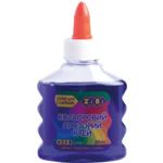 Клей ZiBi цветной прозрачный для слаймов 88 мл Фиолетовый (ZB.6111-07)