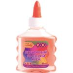 Клей ZiBi цветной прозрачный для слаймов 88 мл Оранжевый (ZB.6111-11)