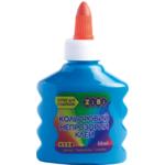 Клей ZiBi цветной непрозрачный для слаймой 88 мл Синий (ZB.6113-02)