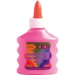 Клей ZiBi цветной непрозрачный для слаймой 88 мл Розовый (ZB.6113-10)