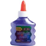 Клей ZiBi Металлик цветной 88 мл Фиолетовый (ZB.6117-07)