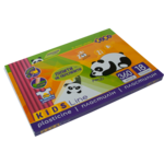 Пластилин ZiBi Kids Line 18 цветов, 360 г, стек (ZB.6212)