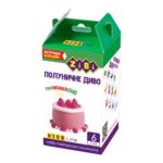 Набор воздушного пластилина для детского творчества ZiBi Клубничное Чудо 6 стиков Kids Line (ZB.6267)