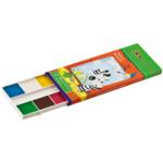 Краски акварельные ZiBi ZB.6501, 12 цветов