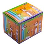 Мел цветной крулый Zibi Kids Line, 100 шт, картонная коробка (ZB.6716-99)