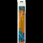 Кисть ZiBi Smart Line круглая из синтетики №4 (ZB.6943SR-4b)