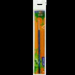 Кисть ZiBi Smart Line плоская из щетины №1 (ZB.6944BF-1b)