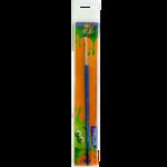 Кисть ZiBi Smart Line круглая из щетины №4 (ZB.6944BR-4b)