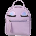 Рюкзак ZiBi Eyes с глазками-голограммой 24x21x10 см Лавандовый (ZB.702303)