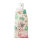 Пенал мягкий ZiBi Зубная Паста Фламинго 25х10х6 см Розовый (ZB.704204)