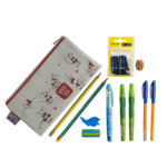 Набор для обучения письму правши ZiBi Kids Line в пенале (ZB.9981)