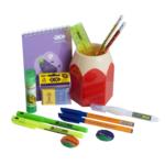 Набор базовых канцтоваров ZiBi Kids Line для школьников (ZB.9983)