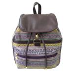 Рюкзак ZiBi Baggy Purple Ethno (ZB16.0667PE)