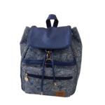 Рюкзак ZiBi Baggy Blue Paisley (ZB16.0672BP)