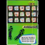 Папка для труда ZiBi Art Effect Athletic, А4+, картонная, на резинке (ZB17.14900)
