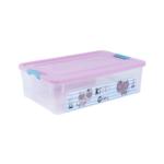 Контейнер Алеана Smart Box с декором Pet Shop 14л (al.124047-пр/рож/бір)