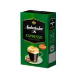 Кофе молотый Ambassador Espresso, вак.уп. 225г*12 (PL) (am.52039)