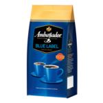 Кофе в зернах Ambassador Blue Label, пакет 1000г*6 (PL) (am.52078)