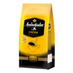 Кофе в зернах Ambassador Crema, пакет 1000г*6 (am.52081)