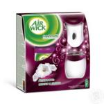 Автоматический спрей Air Wick Freshmatic Нежность шелка и лилии, стартовый набор, 250 мл (b.52220)