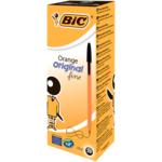 Ручка Bic Orange черная (bc8099231)