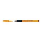 Ручка шариковая BIC Orange Grip, черный (bc2115762)