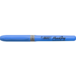 Текст-маркер Bic Grip синий (bc811931)