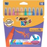 Фломастеры Bic Vis Aquarelle 10 цветов (bc8289641)