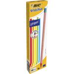 Карандаш чернографитовый Bic Evolution Stripes с ластиком (bc8960342)