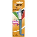 Ручка Bic Colours Shine шариковая 4 в 1 (bc902126)