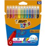 Фломастеры Bic Kids Coleour 12 цветов (bc9202932)