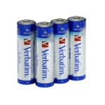 Батарейка Verbatim LR03 AAA, 4 шт