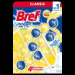Блок туалетный Bref Лимон Триопак 150 г (bf.53463)