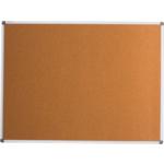 Пробковая доска Buromax с алюминиевой рамкой 90х120 см (BM.0018)
