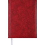 Ежедневник недатированный Buromax Base (Miradur) А5 288 с. L2U Красный (BM.2008-05)
