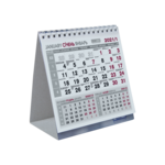 Календарь настольный Buromax Compact на 2021 г. 140х155 мм на пружине (BM.2101)