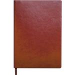 Ежедневник датированный 2021 Buromax Ideal А5 с обложкой из искусственной кожи 336 с. L2U Темно-коричневый (BM.2175-19)